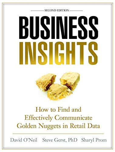 Business Insights: How to Find and Effectively Communicate Golden Nuggets in Retail Data (Best Sales Training Programs In The World)