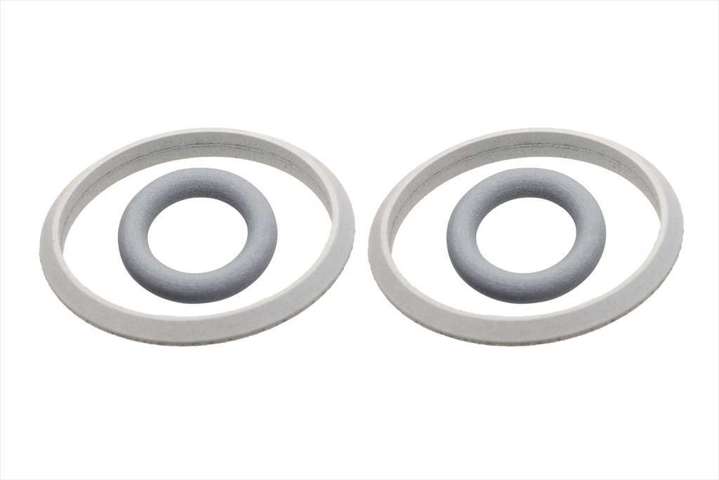 Ford 7.3L Powerstroke Diesel Crankcase CCV Breather O-Ring Vent Valve Seals OEM by Ford