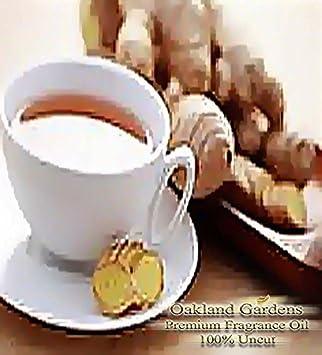 White Tea Ginger BBW tipo fragancia aceite - Mezcla de ...