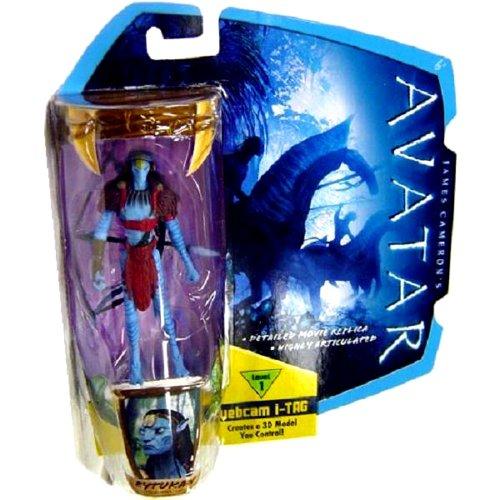 Avatar 4 inch Eytukan w iTag