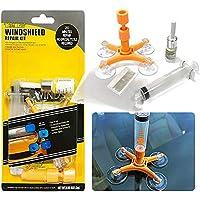 Jorunb Car Windshield Repair Kit - Windshield Chip Repair Kit with Windshield Repair Resin for Fix Auto Glass Windshield…