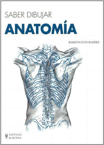 Descargar Libro Anatomía, Saber Dibujar Barber Barrington