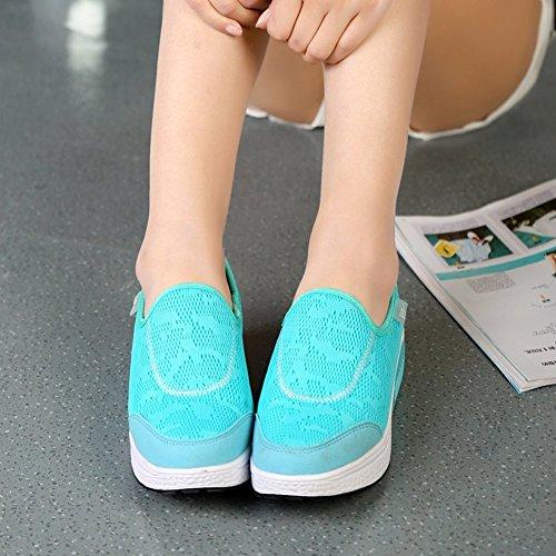 homme pour running bleu Chaussures clair XMeden bleu de qI6BB7