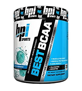 BPI Sports Best BCAA Peptide Linked Branched Chain Amino Energy Powder