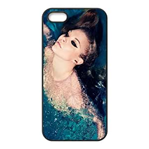 natalie dormer stylist 2015 iPhone 4 4s Cell Phone Case Black xlb2-360076