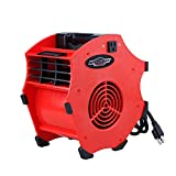 Speedway 33010 Heavy Duty Portable Industrial Fan Blower (with 3 Speed)