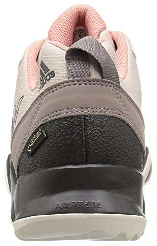 Adidas Ax 2 Gtx zapatos - Carbono / Negro / Rosa Bahía 5 Vapour Grey / Black / Raw Pink