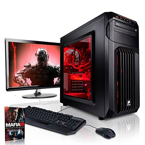 Megaport Gaming-PC Komplett-PC Intel Core i5 6500 4x 3.20GHz • 22