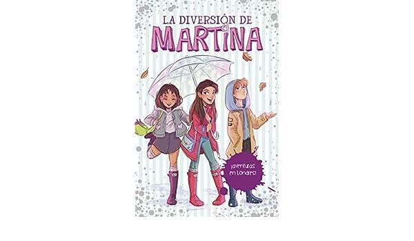 Amazon.com: ¡Aventuras en Londres! (La diversión de Martina ...