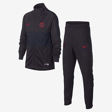 Nike PSG Y Nk Dry Strk TRK Suit K Chándal, Unisex niños: Amazon.es ...