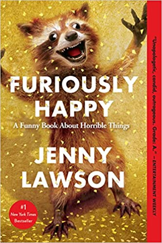 Image result for furiously happy book