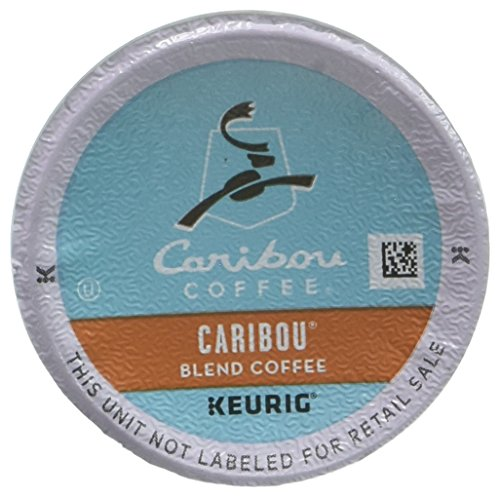 Caribou Coffee K Cups Keurig Brewers