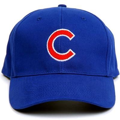 MLB Chicago Cubs LED Light-Up Logo Adjustable Hat