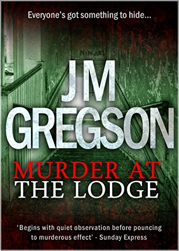 Murder at the Lodge (Inspector Peach Series Book 7)