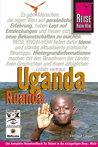 Uganda, Ruanda (Reise Know-How)