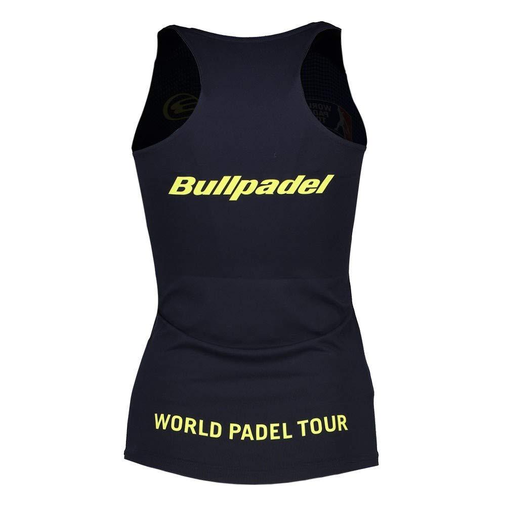 Bull padel Camiseta DE Tirantes BULLPADEL ZAZUAR Azul Mujer ...