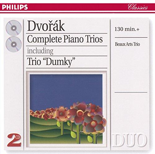 Dvorák: Piano Trio in E minor, Op.90 -