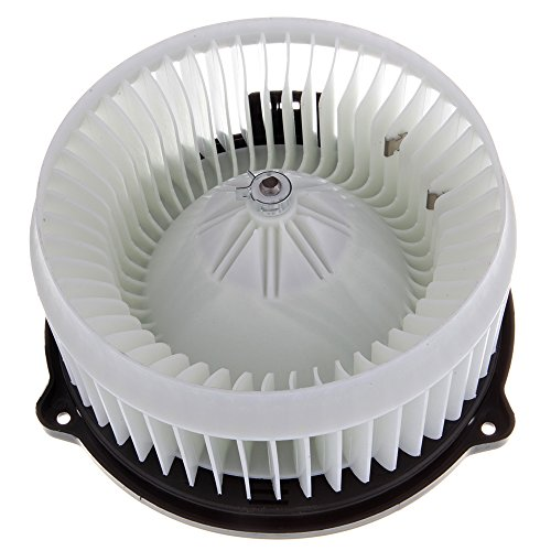 OCPTY A/C Heater Blower Motor ABS w/Fan Cage Air Conditioning HVAC Replacement fit for 2004-2008 Acura TSX/2003-2007 Honda Accord/2008-2014 Honda ()