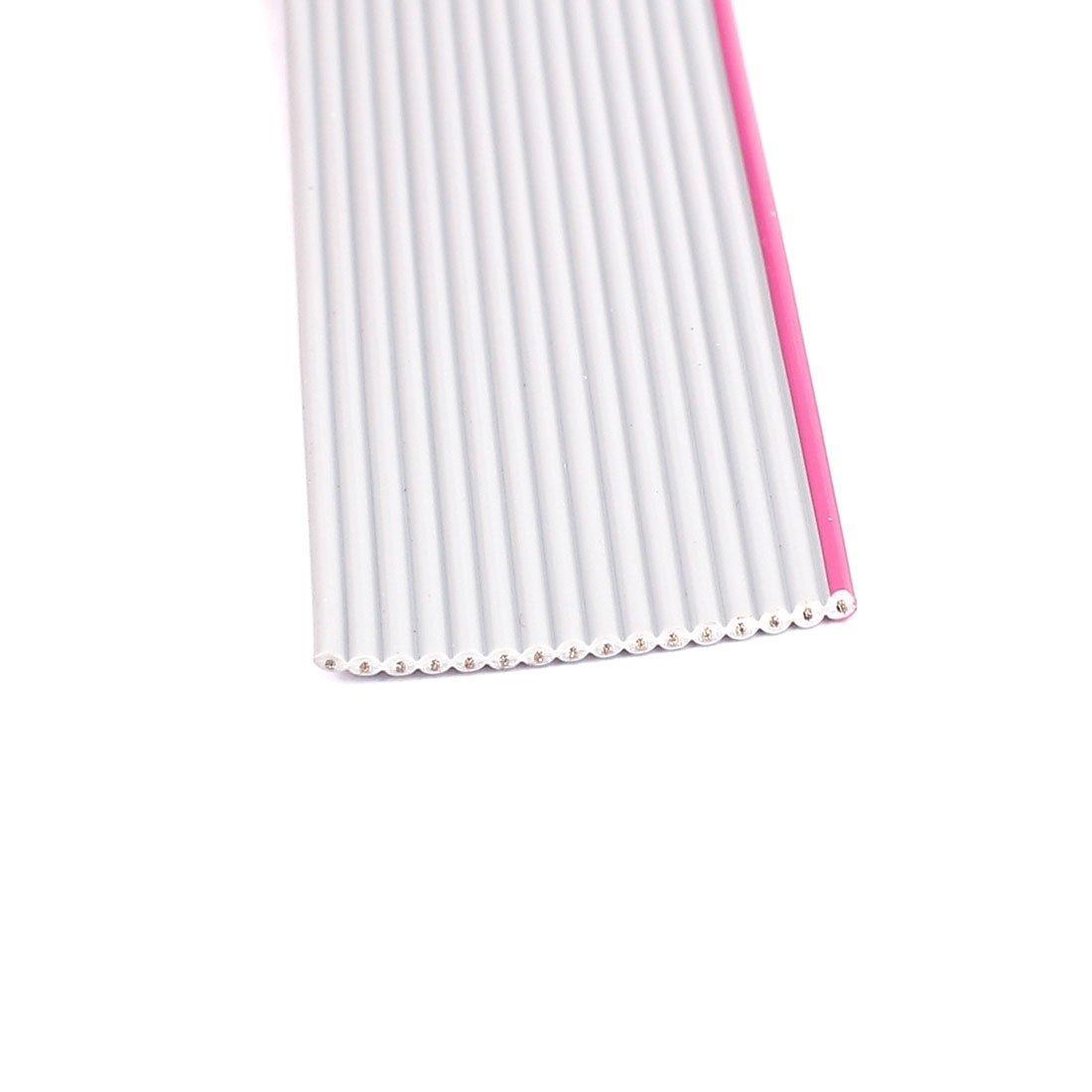 eDealMax IDC a nastro Linea via cavo, 16 Pin, 16 Wire, 10 m, 2 cm Larghezza, 1,25 mm Distanza