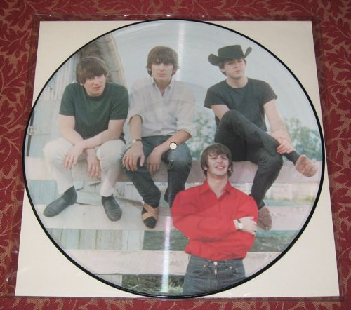 Interview with Jerry Bishop (Picture Disc) by Backstage Records