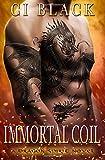 Immortal Coil (A Dragon Spirit Novel) (Volume 1) by  C.I. Black in stock, buy online here