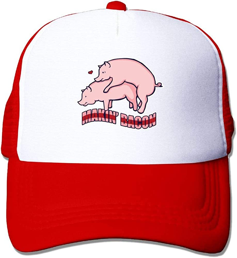 Men/Women Makin' Bacon Pigs...
