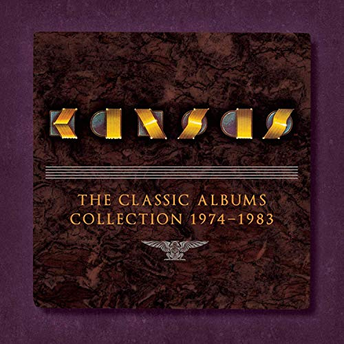 The Complete Albums Collection (Killers Box Set)