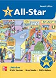 img - for All Star Level 2 Student Book with Workout CD-ROM and Workbook Pack book / textbook / text book