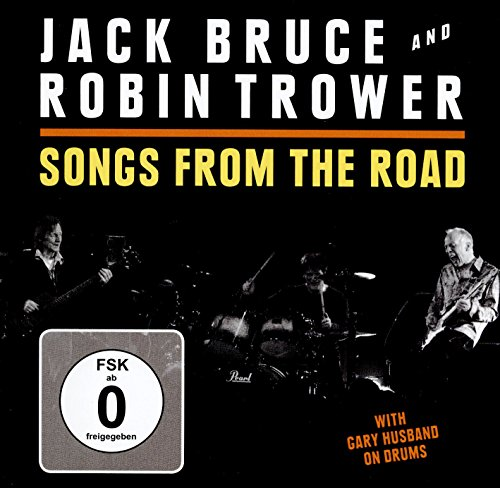 Songs From the Road (Jack Bruce Robin Trower compare prices)