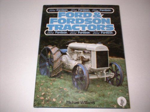 Ford and Fordson Tractors - Michael Andrew Ford