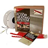 Nuheat N2C215 Floor Heating 215 sq ft Cable Kit 240V