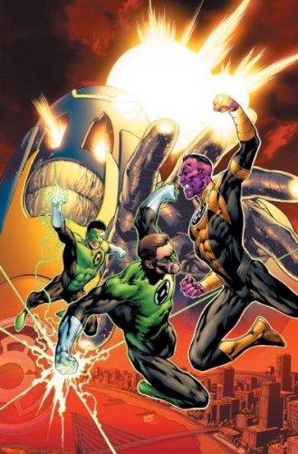 Green Lantern: The Sinestro Corps War, Volume 2[ GREEN LANTERN: THE SINESTRO CORPS WAR, VOLUME 2 ] by Johns, Geoff (Author) Jul-08-08[ Hardcover - 2 Volume Lantern Sinestro Green