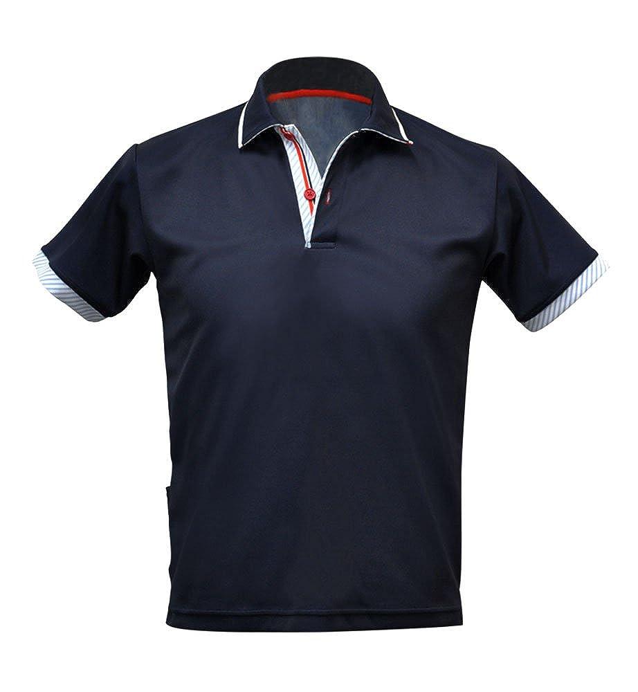 (バレット)Valette ポロシャツ(シーガル)ネイビー Small  B00OC9A07I