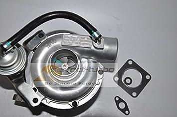 Nuevo RHF5 8971297081 Cargador Turbo para Isuzu 4JG2: Amazon.es: Coche y moto