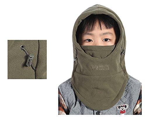 HZTG Childrens Windproof Adjustable Balaclava