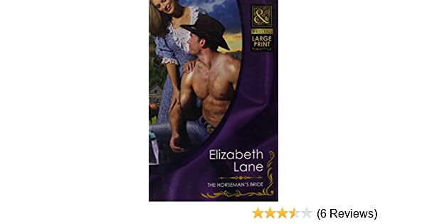 the horseman s bride lane elizabeth