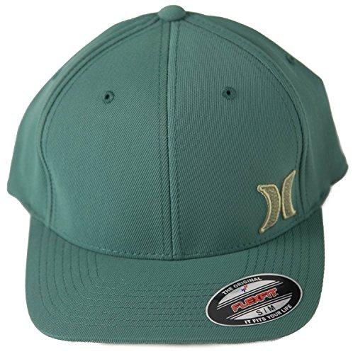 Hurley Hamilton Men's Green Hat Flex Fit Large-XL