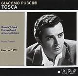 Puccini: Tosca by Tebaldi; Corelli; Clzani; Belloni; Latinucci; Sperti; Venchi; Teatro La Gran Guardia/Mario Parenti