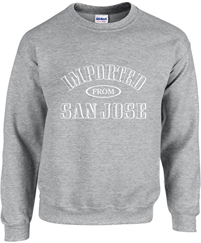 Signature Depot Unisex Funny Crewneck Size L (Imported From San Jose (CA) - San Ca Shopping Jose