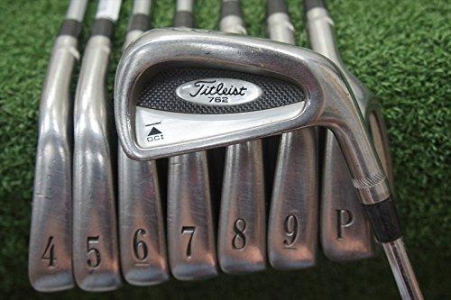 Titleist DCI Black 762 Iron Set