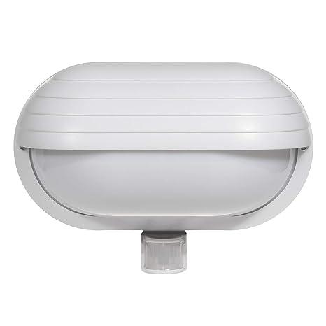 Maclean - Energy mce33 - Aplique de Pared con Detector de Movimiento 180° Sensor de