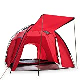 Wnnideo 6-8 Person Beach Play Backpacking Tent Camping Party Tents