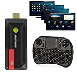Ikevan Smart TV Box MK809IV Quad Core Mini Android PC + 2.4G Wireless Air Mouse