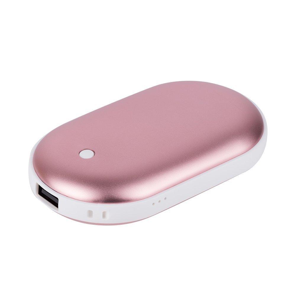 /Calentador de Manos /Calentadores Portable Power Bank/ 5200/mAh port/átil USB Energ/ía Banco para iPhone//Samsung Galaxy AVNTEN Recargables Calefacci/ón/