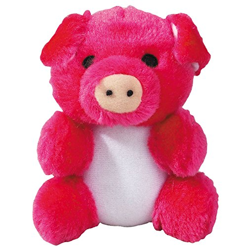 Zanies Kutie Pies Poink Pig Dog Toys
