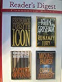 Reader's Digest John Grisham Books