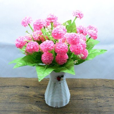 Amazon.com: XHOPOS HOME Artificial Flowers Vases Plum blossom Pink ...
