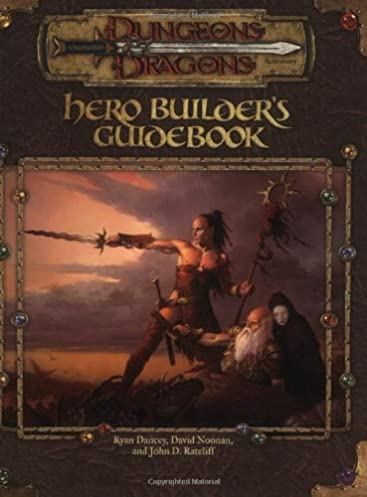 hero builder s guidebook dungeons dragons d20 3 0 fantasy rh amazon com Dungeon Builder Game Dungeon Maps