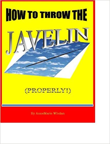 How to Throw the Javelin