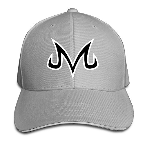 Vegeta Majin Dragonball Z Swoosh Flex Sandwich Bill Cap Adjustable